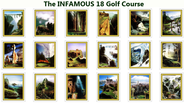 Order Prints of the Infamous 18!